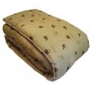 одеяло 1.5 сп. верблюд зимнее